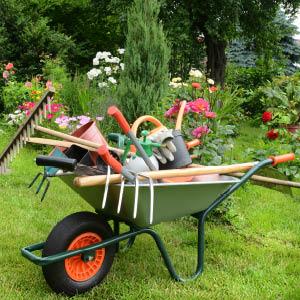 Matériel et équipement du jardin