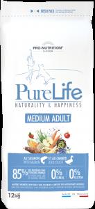PURE LIFE CHIEN MEDIUM ADULT